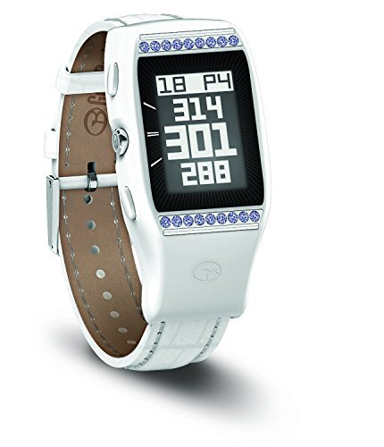Golf Buddy Ladies LD2 GPS Watch with Swarovski Ball Marker by Golf Buddy (Image #1)