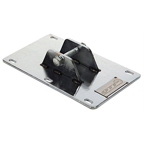QTP 10100 GM LS LS1 LSX Engine Lift Plate Stainless Steel