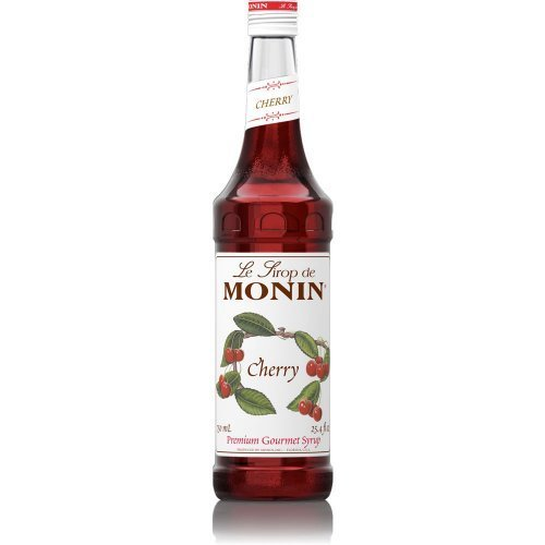 Amazon.com : Monin Cherry Syrup 750ml : Grocery \u0026amp; Gourmet Food
