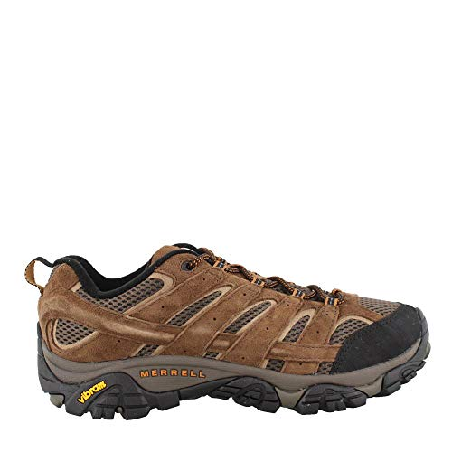 Merrell Men's, Moab 2 Vent Hiking Shoes Width Width Earth 9.5 W