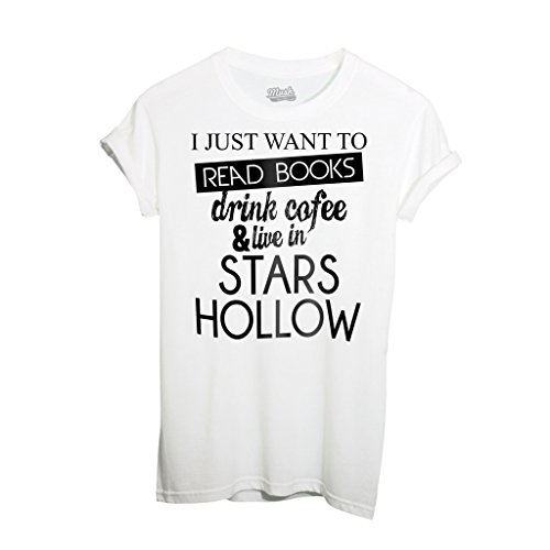T-Shirt GILMORE GIRLS STARS HOLLOW - FILM by iMage Dress Your Style