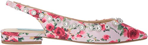Multi de Betsey Piso Johnson Red Mujeres Zapato YqT7nO6