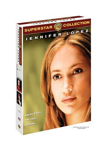Superstar Collection: Jennifer Lopez (Angel Eyes / The Cell / Selena)