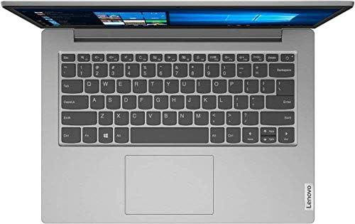 "2020 Lenovo IdeaPad Laptop ComputerAMD A6-9220e 1.6GHz 4GB Memory 64GB eMMC Flash Memory 14"" AMD Radeon R4 AC WiFi Microsoft Office 365 Platinum Gray Windows 10 Home WeeklyReviewer"