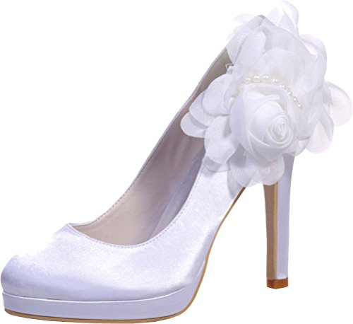Femme Sandales CFP Blanc Plateforme Blanc Femme Plateforme CFP Sandales CFP r7U87xqt