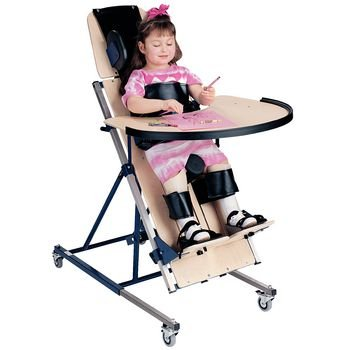 Supine Stander - Tugs Pediatric Supine Stander with Tray, Quantity : 1 Each