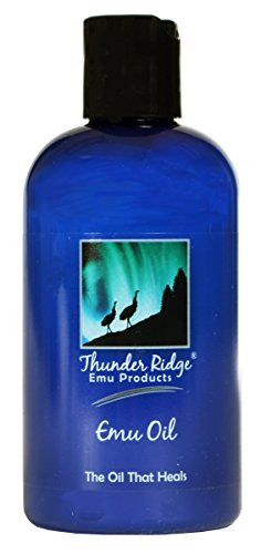 Price comparison product image Thunder Ridge Emu Products Pure Emu Oil, 8 Ounce