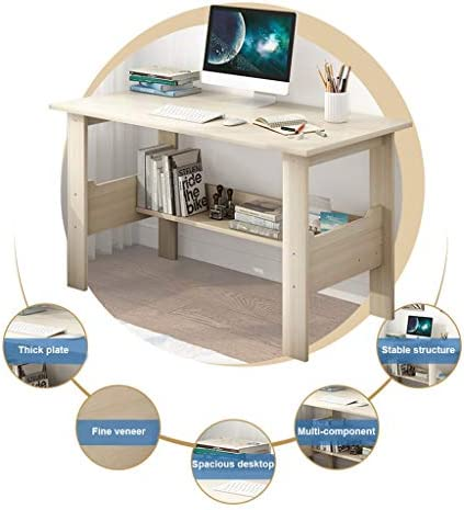 Writing Computer Desk Modern Home Office Desk Study Table Desk Workstation Desktop Gaming Computer Table PC Laptop Study Desk