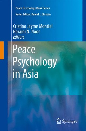 Peace Psychology in Asia (Peace Psychology Book Series)