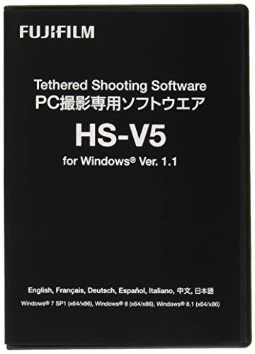 Fujifilm HS-V5 Shooting Software 1.1 voor Windows