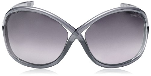 64 Gris mm Mujer para Gafas 64 Sol Tom FT0009 de Ford 0B5 vCqnU7BwP
