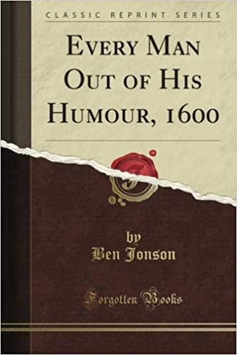 Every Man Out of His Humour