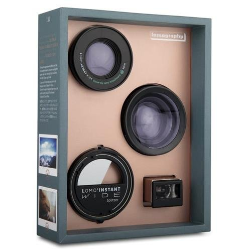 Lomography Lomo'Instant Wide Accessory Kit by Lomography