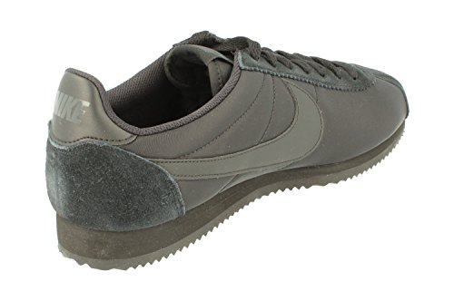 Nike Classic Scarpe ginnastica nero da 007 nere uomo Cortez antracite Nylon per aaOnxHrd