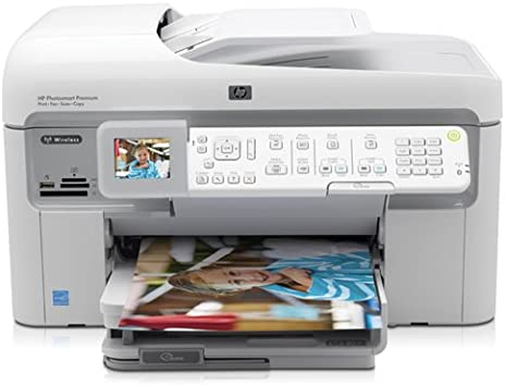 HP Photosmart Premium Fax All-in-One Printer - C309a - Impresora ...