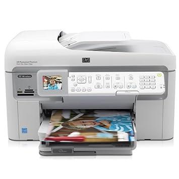 HP Photosmart Premium Fax All-in-One Printer - C309a - Impresora ...