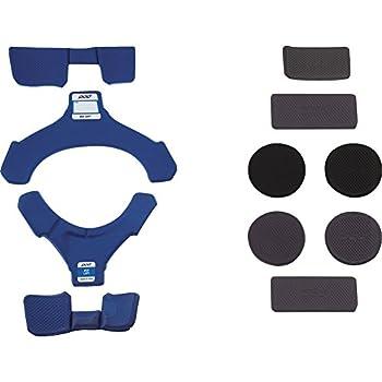 POD unisex-adult K8 Pad Set (Blue, One Size) (Right)