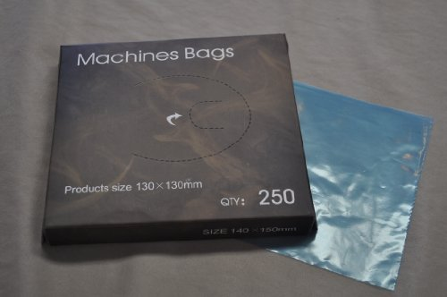 250 Individual Tattoo Machine Covers - Barrier Sleeves Bags