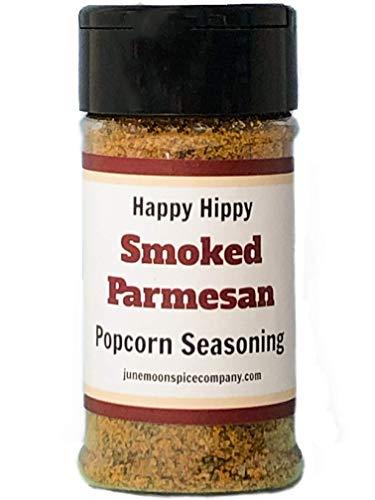 PREMIUM | Popcorn Seasoning | Variety 7 Pack | Sea Salt & Vinegar | Butter | Smoked Parmesan | Cinnamon Sugar | Cilantro Lemon | Tex Mex | White Cheddar | 3.5 fl. oz. by June Moon Spice Company (Image #4)