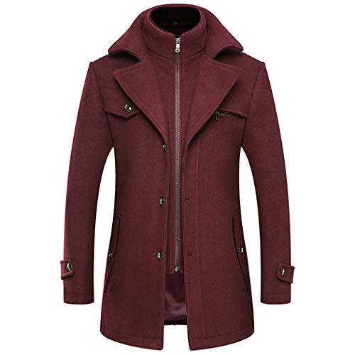 Top Mens Wool & Blends Jackets