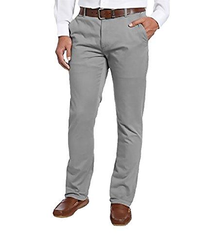 Kirkland Signature Men's Chino Pant Standard Fit Straight Leg