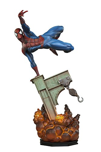 Marvel Premium Format Figure 1/4 The Amazing Spider-Man 64 cm Sideshow Collectibles Comics Statues