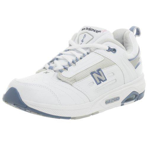 New Balance Chaussures De Marche Ww844 Pour Femme Blanc / Bleu