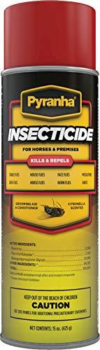 (Pyranha Insecticide Aerosol, 15oz)