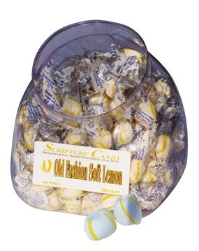 Amazon com : OLD Fashion Soft Lemon Candy Tub : Other