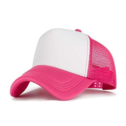 野球帽女性屋外野球帽通気性の男性の女性サマーメッシュキャップ野球帽キャップ,L1