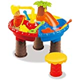 High Quality Kids Plastic Sand Pit Set Beach Sand Table Water Play Toy Sand Outdoor Beach Play Bath Toys For Children Gifts