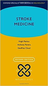 Stroke Medicine por Anthony Pereira epub
