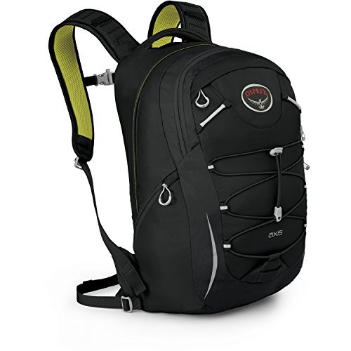 Osprey Packs Axis Backpack - black, Black, One Size [並行輸入品] B07DVP5N7P