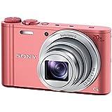 ソニー SONY デジタルカメラ Cyber-shot WX350 光学20倍 ピンク DSC-WX350-P