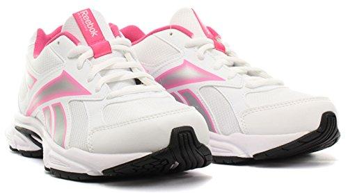 Zapatillas De Running Reebok Tranz Runner Rs wht / Pnk Para Mujer / Junior, 5