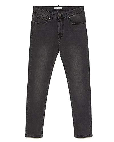 Zara Men Basic Skinny Jeans 5575/498 (44 EU) Grey for sale  Delivered anywhere in USA