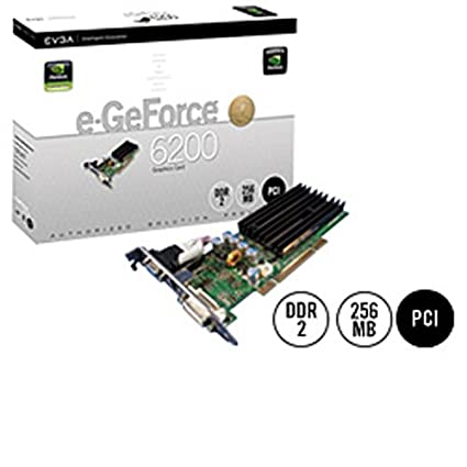 EVGA GEFORCE 6200 PCI DRIVER FOR WINDOWS 8