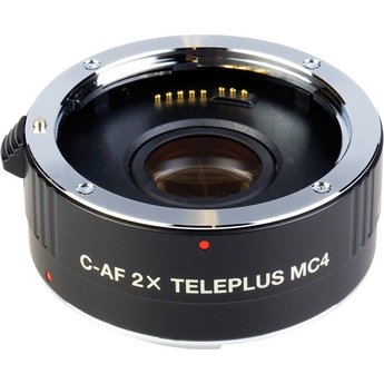 Kenko 2X TelePlus 4 Element MC4 DGX Teleconverter For Nikon Digital SLRs by Kenko