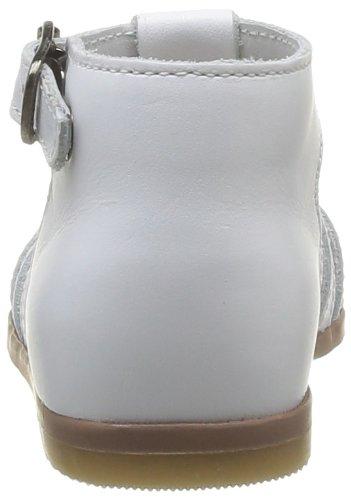 Jules Mary premiers bébé garçon Blanche pas Little Blanc Chaussures Vachette qpPSwSU