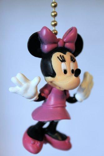 Disney Minnie Mouse Ceiling Fan Light Pull by Fun Fan Pulls