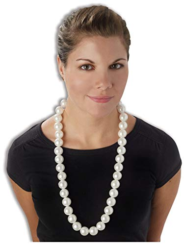 Forum Novelties Jumbo Pearls Costume Accessory -