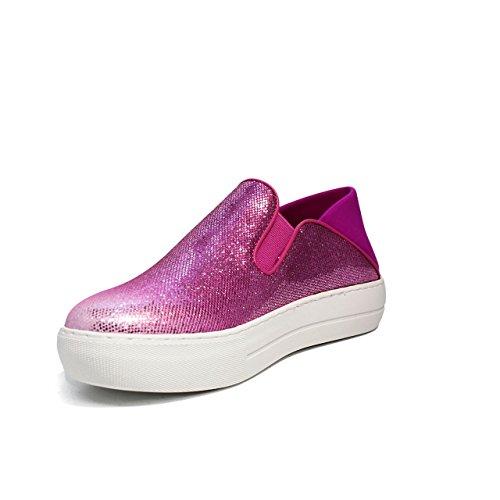 Fornarina Fucsia Pe17ym1002v062 Estate lycra fuxia Shoe Otello Collezione Primavera 2017 Nuova Wo's Yuma BBwAqrnTH