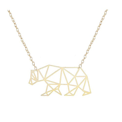 polar bear necklace - 1