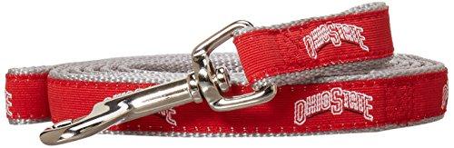 NCAA Ohio State Buckeyes Dog Leash, Small