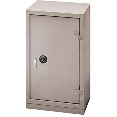 "Gardex Grand Prix Fireproof Safe, 50.5"" Height, Beige (GX-4)"