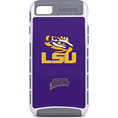 (Skinit LSU iPhone 7 Cargo Case - LSU Tiger Eye Design - Durable Double Layer Phone Cover)