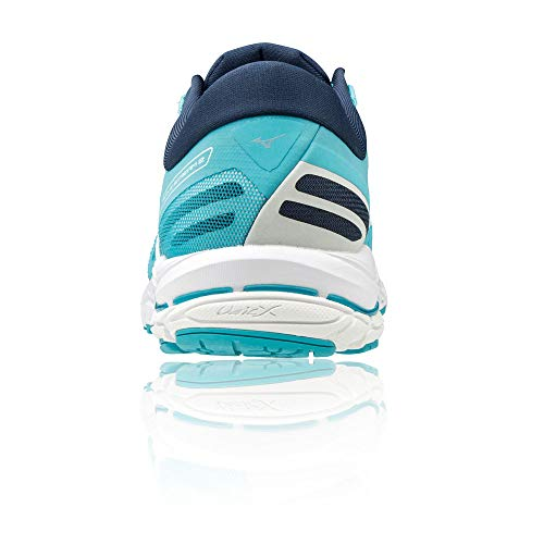 Stream Blue Chaussures Atoll Mizuno Blues 2 white Femme dress Wave H1XXnW