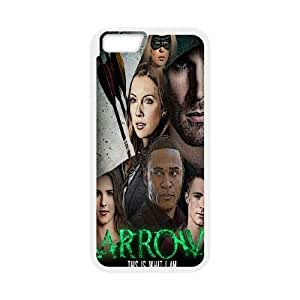 "Unique Design -ZE-MIN PHONE CASE For Apple Iphone 6,4.7"" screen Cases -Green Arrow TV Show Pattern 10"