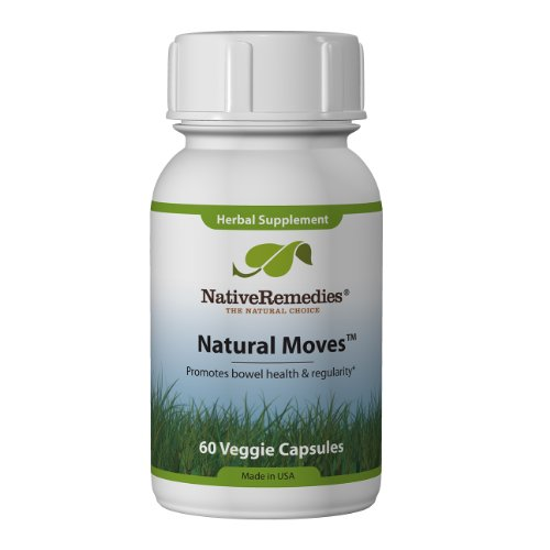 Native Remedies Natural Moves Tablets, 45-Count Bottle