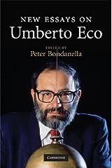 New Essays on Umberto Eco Kindle Edition